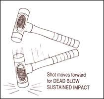 dead blow illustration