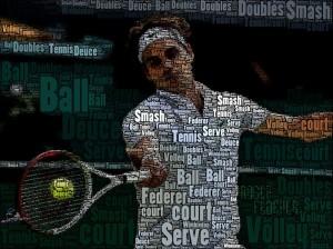 wordfoto tennis